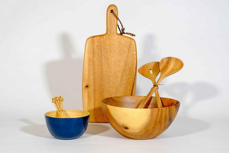 Houten keukenproducten | Wereldwinkel Ermelo