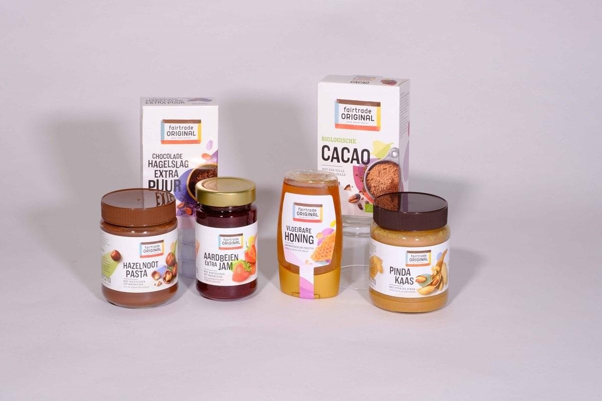 Fairtrade Jam Pasta Hagelslag | Wereldwinkel Ermelo