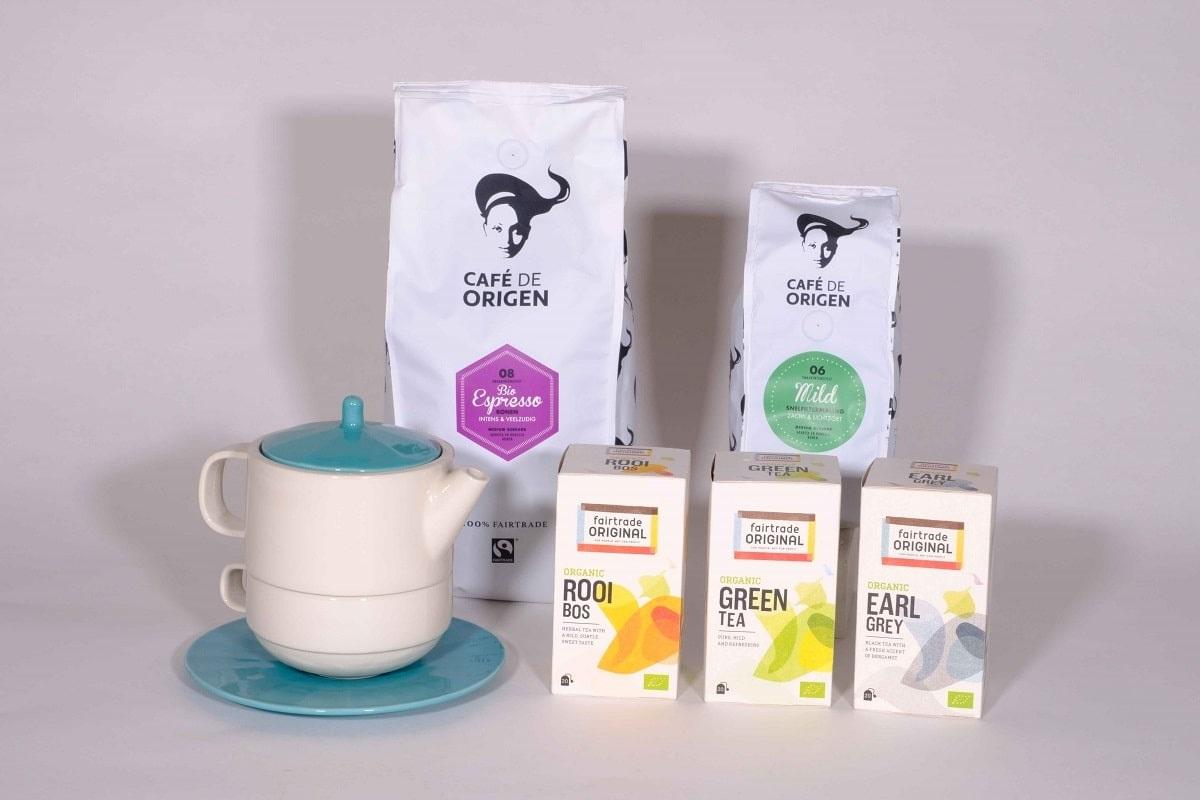 Fairtrade Thee en Koffie | Wereldwinkel Ermelo